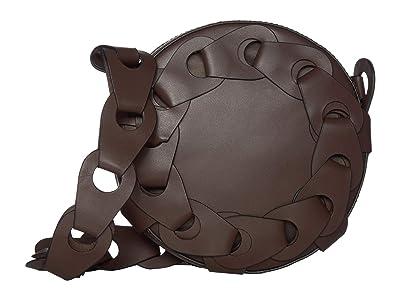 Vince Camuto Robin Shoulder (Java) Handbags