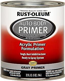 Rust-Oleum Automotive 253499 32-Ounce Autobody Paint Quart, Gray