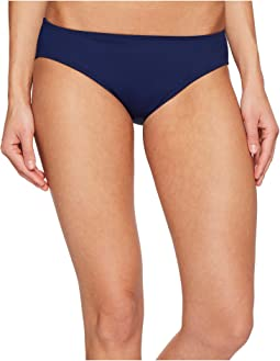 LAUREN Ralph Lauren - Beach Club Solids Solid Hipster Bottoms