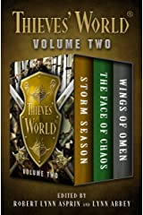 Thieves' World® Volume Two: Storm Season, The Face of Chaos, and Wings of Omen Kindle Edition