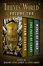 Thieves' World® Collection Volume Two: Storm Season, The Face of Chaos, and Wings of Omen (English Edition)