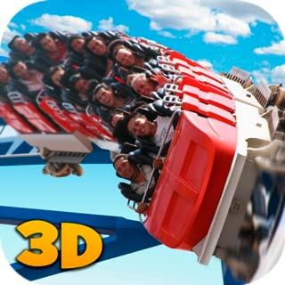 Roller Coaster 3D Simulator