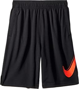 Dry Graphic Training Shorts (Big Kids)
