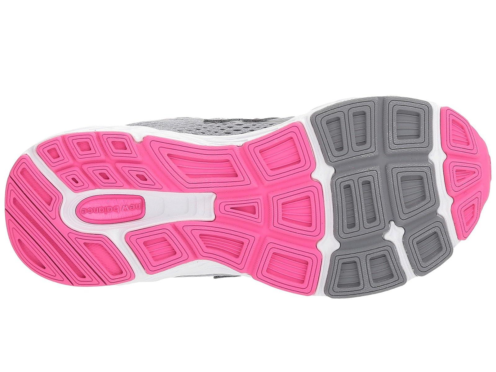Girl-039-s-Shoes-New-Balance-Kids-KR680v5Y-Little-Kid-Big-Kid thumbnail 4