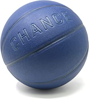 Chance Premium Indoor/Outdoor Basketball - Composite Leather (Sizes: 5 Youth, Size 6 WNBA Womens, Size 7 NCAA Mens, Official NBA Basketball Ball Size)