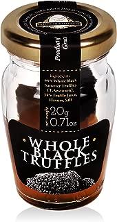 black truffle sacchetti