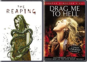 When Nature Turns Evil - Drag Me to Hell (Unrated Directors Cut & Theatrical) and The Reaping with Hilary Swank 2-DVD Horror Bundle