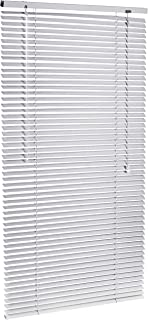 AmazonBasics - Persiana veneciana de aluminio, 70 x 130 cm,