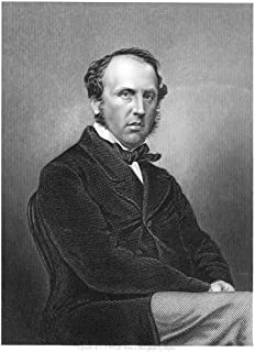 Charles Canning (1812-1862) N1St Earl Canning English Statesman And Governor-General Of India Engraving By DJ Pound After A Photograph By John JE Mayall Mid 19Th Century Poster Print by (18 x 24)