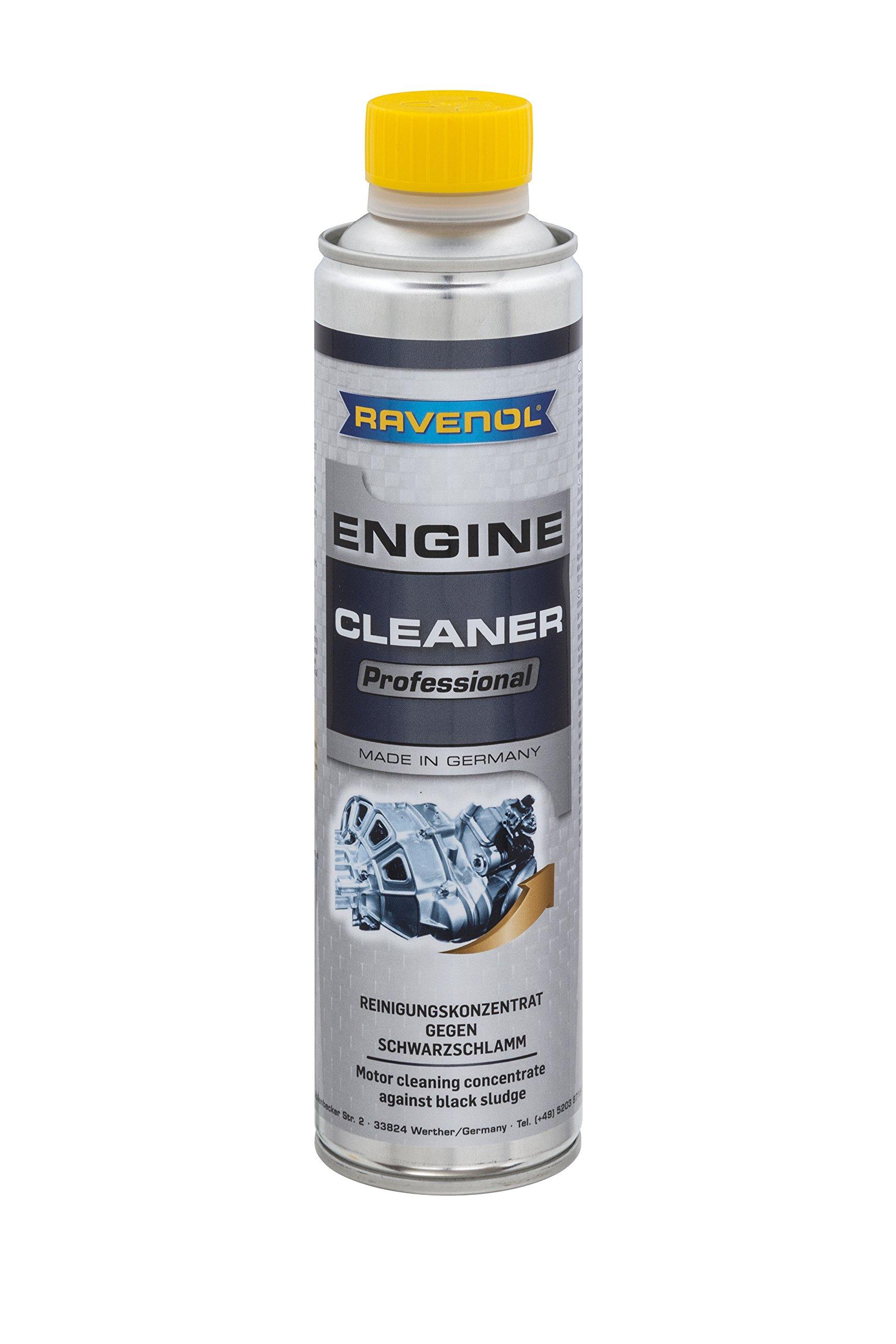 RAVENOL j8 a0101 – 400 Profesional Limpiador de Motor – Aceite de ...