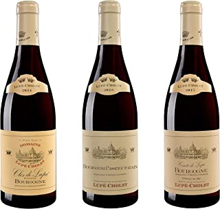 Lupe-Cholet(ルペ ショーレ)ブルゴーニュ 赤ワイン お得な飲み比べ 3本セット