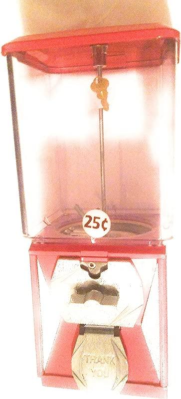 Northwestern Super 60 Or A A PN95 Bulk Candy Gumball Toy Vending Machine