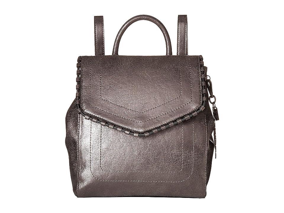 Jessica Simpson Selena Backpack (Pewter) Backpack Bags