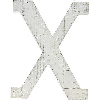 White 300588 UNFINISHEDWOODCO 11.5 Typewriter Wall Decor Letter C