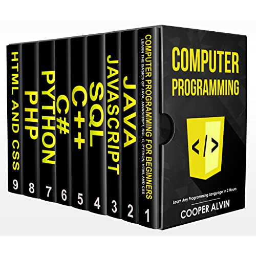 Computer Programming: Learn Any Programming Language In 2 Hours Or Less