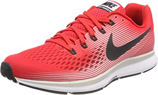 ea1f9d71b Nike Men's Air Zoom Pegasus 34 Running Shoes (11, Speed RED/Anthracite-