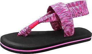 Santiro Womens Fashion Yoga Sandals Flip Flops