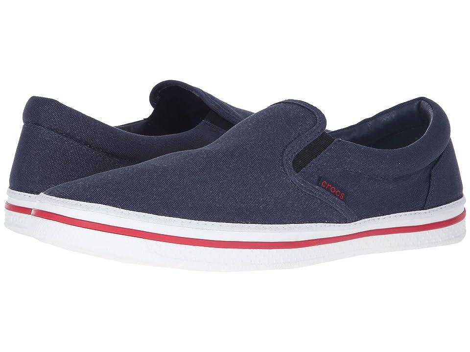 Crocs Norlin Slip-On (Navy/White) Men