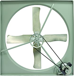 TPI Corporation CE-30B Commercial Exhaust Fan, Single Phase, 30