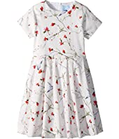 Lanvin Kids - Bloom Short Sleeve Dress (Little Kids/Big Kids)