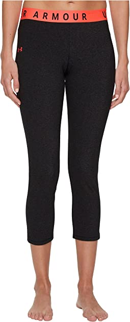 Under Armour - Favorite Crop Pant
