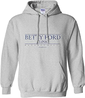 Mens Betty Ford Clinic - Hoodie - 8Ball Originals Tees