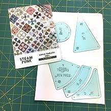 Steam Punk Steampunk Jen Kingwell Designs Acrylic Templates Set