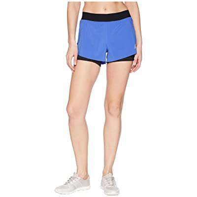 Reebok Epic Shorts (Acid Blue) Women