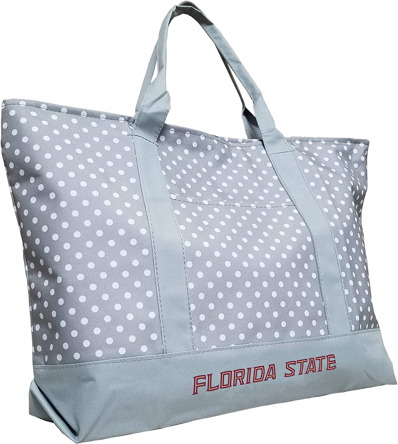 One Size Logo Brands Officially Licensed NCAA Dot Tote