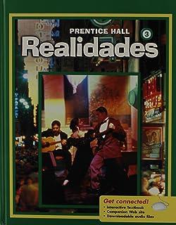 PRENTICE HALL SPANISH REALIDADES LEVEL 3 STUDENT EDITION 2008C