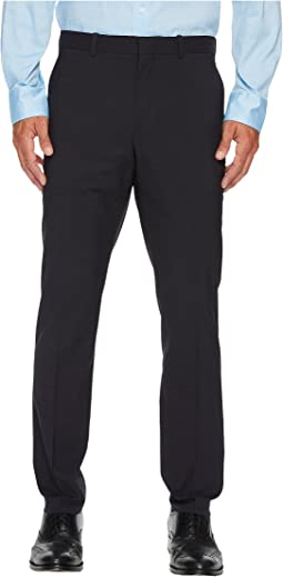 Slim Fit Stretch Check Pants