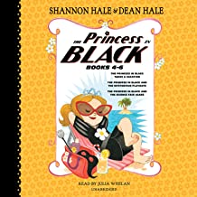 The Princess in Black, Books 4-6: The Princess in Black Takes a Vacation; The Princess in Black and the Mysterious Playdate; The Princess in Black and the Science Fair Scare