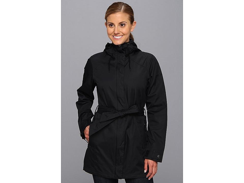 Columbia Pardon My Trenchtm Rain Jacket (Black) Women