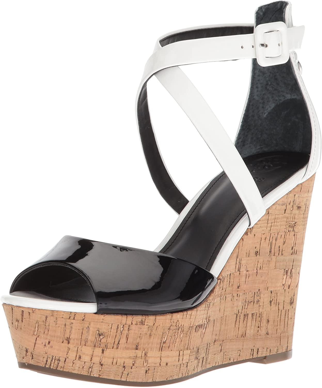 GUESS Women's gacinta Wedge Sandal
