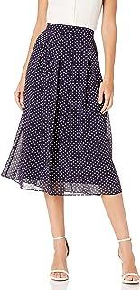 Women's Long Pleated Skirt