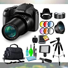 Panasonic Lumix DC-FZ80 Digital Camera, 18.1MP 1/2.3