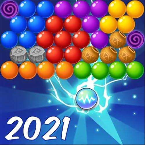 Gem Pop: Bubble Shooter Exteme 2021   Free Bubble Match 3 game