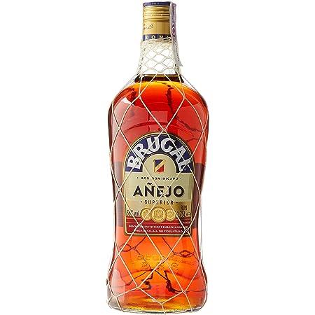 Brugal Extra Viejo Ron Dominicano, 38% - 700 ml: Amazon.es ...