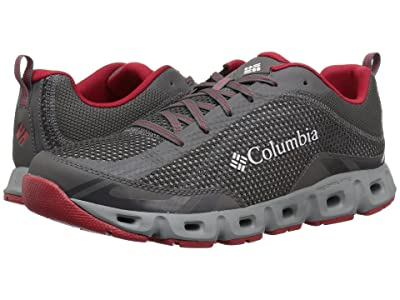 Columbia Drainmaker IV (City Grey/Mountain Red) Men