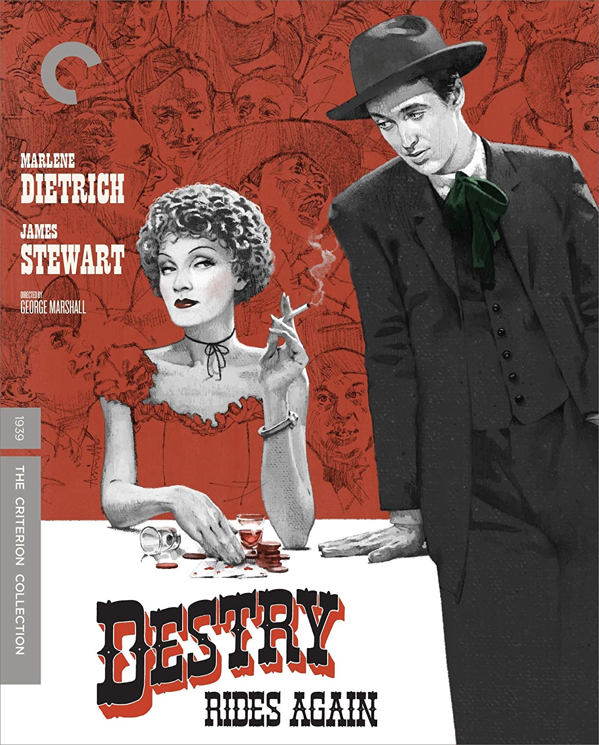 Destry Rides Again 1939 Criterion Collection UK Only 2020