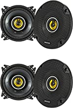 $107 » Kicker CS Series CSC4 4 Inch Car Audio Speaker with Woofers, Yellow (2 Pair)