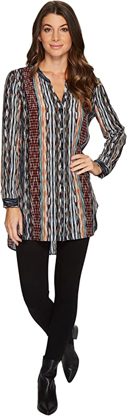 NIC+ZOE - Color Streaks Tunic