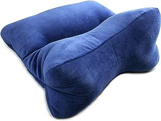 Original Bones DogBones Ortho Bone Cervical Pillow, Blue