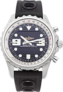 Breitling Chronospace Mechanical (Automatic) Black Dial Mens Watch A7836534/BA26 (Certified Pre-Owned)