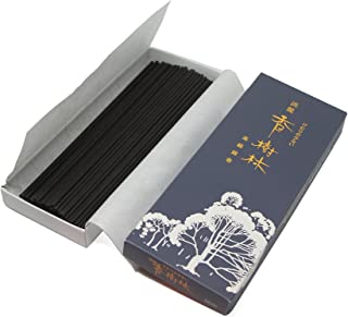Gyokushodo Japanese Sandalwood Incense Sticks Tanrei Kojurin - Less Smoke Type - Medium Pack - 5.5 inches 95 sticks - Made in Japan