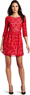 French Connection Women's Lizzie Lace Dress