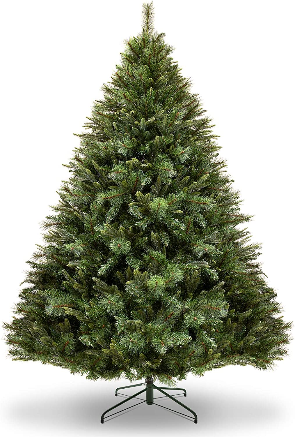 WBHome 7 Feet Premium Spruce Christmas Hinged shipfree Max 79% OFF 1 Tree Artificial