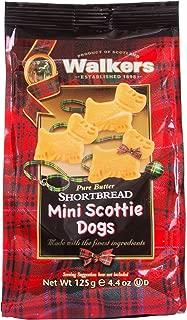 Walkers Shortbread Mini Scottie Dogs, 4.4 Ounce
