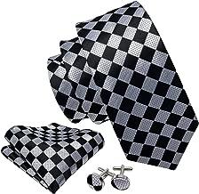 checkered pocket square