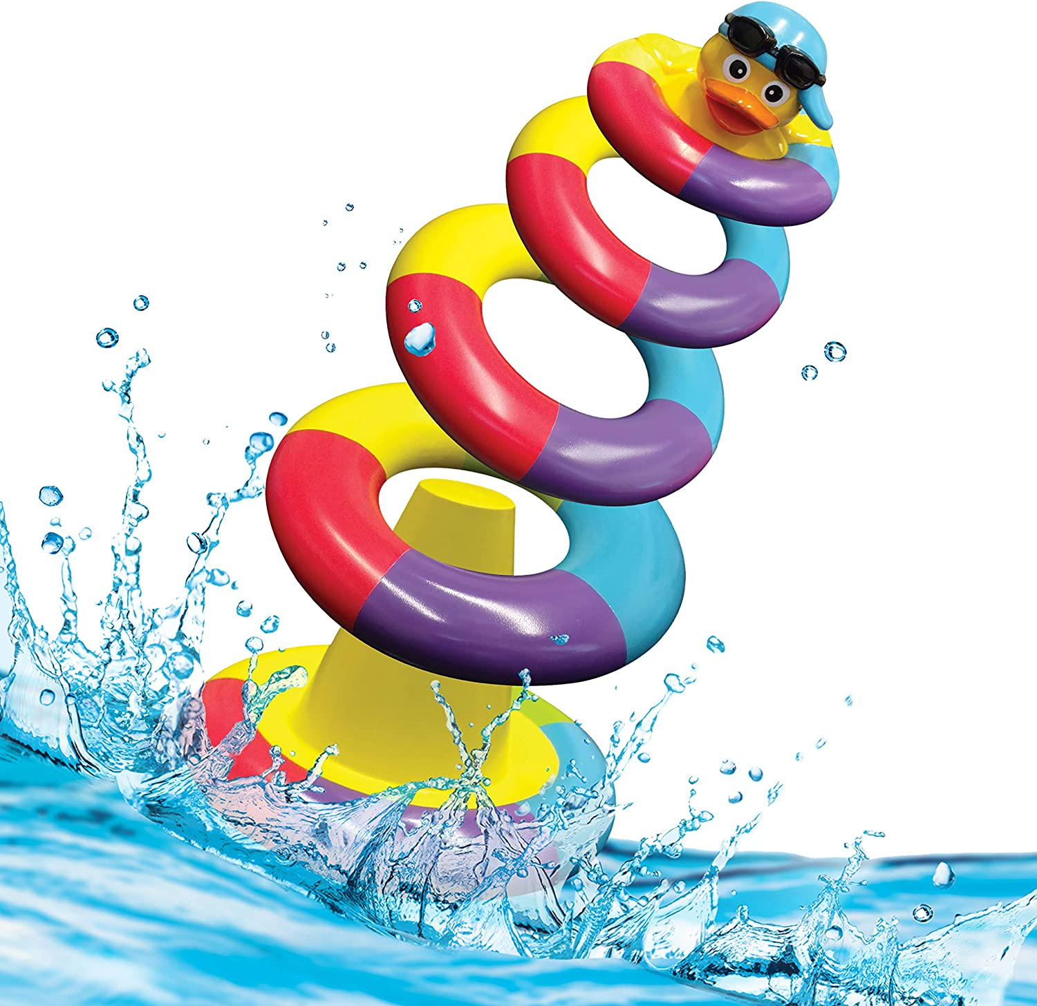 Playahoy Floating Bath Toys for Boys Float Credence St Girls and Tulsa Mall Play